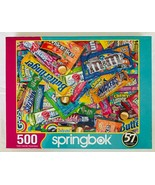 """Sweet Tooth Jigsaw Puzzle 500 pc Springbok 18"""" x 23.5"""" 2020 Made in USA ... - $17.41"""