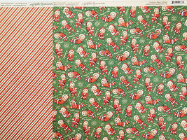 Graphic 45 Christmas Magic 12x12 Cardstock Sheets and Sticker Sheet image 3