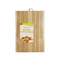 Striped Bamboo Cutting Board OL178 - $44.68