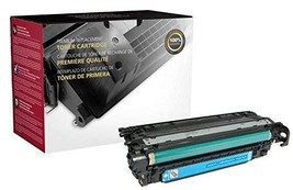 Inksters Remanufactured Cyan Toner Cartridge Replacement for HP CE251A (HP 504A) - $154.35