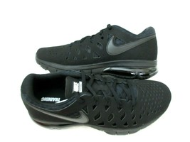 Nike Air Trainer 180 Mens Running Training Shoes Triple Black Size 11.5 New - $80.18