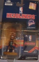 Latrell Sprewell NBA Action Figure  - $22.99