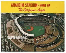 MLB California Angels Aerial View Anaheim Stadium Color 8 X 10 Photo Picture - $6.64