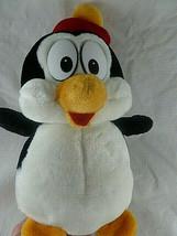 Chilly Willy Vintage Korea Walter Lantz Penguin Stuffed Plush Universal Studios - $20.78
