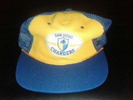 NFL-VINTAGE- San Diego Chargers HAT- One Size Fits All - $14.85