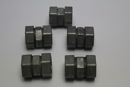 "Steel City  TK-213-SC  1"" EMT Compression Coupling ( lot of 5 ) New - $6.99"