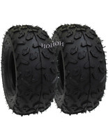 2pcs 145x70-6 Tire  For Lawn mini bike 145-70-6 Rear Front Tire Quad Go-... - $64.35