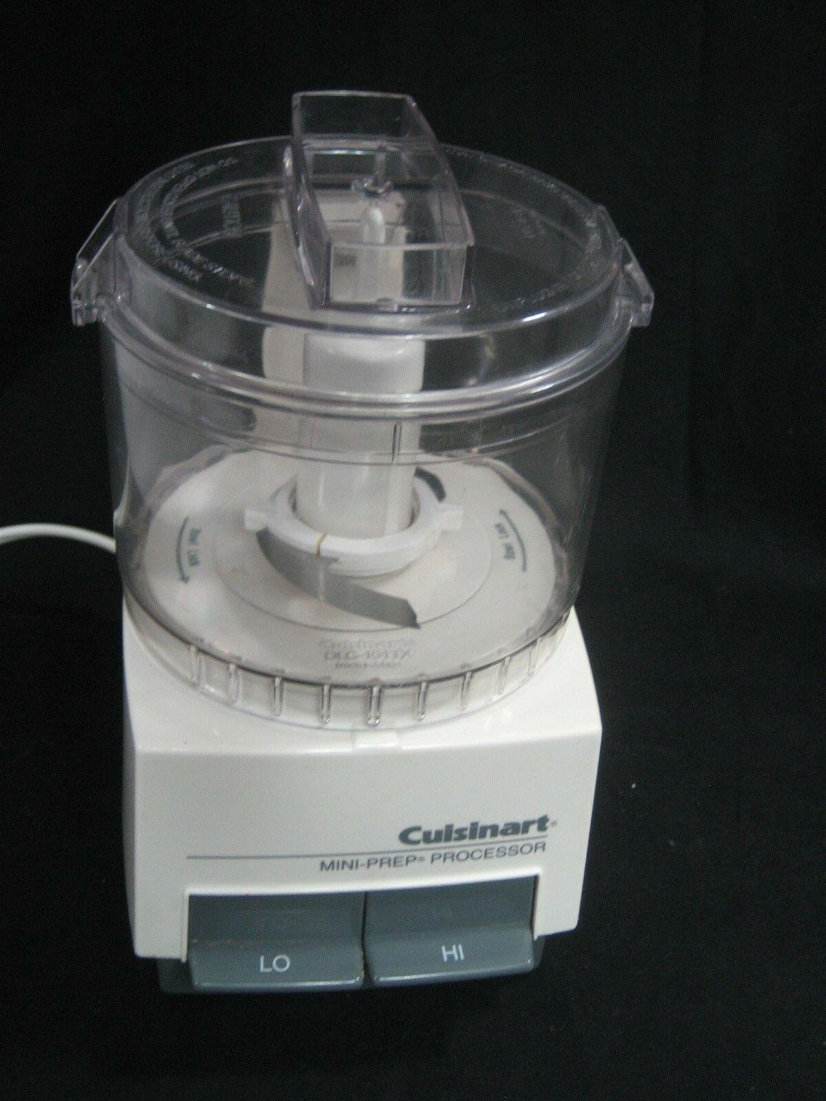 Cuisinart Mini-Prep Food Processor 250 Watt