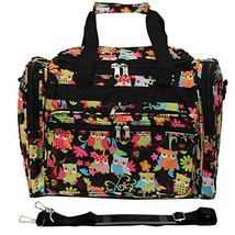 World Traveler 81T16-180  Duffle Bag, One Size, Multi Owl - $37.75