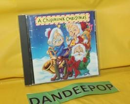A Chipmunk Christmas by The Chipmunks CD 1992 - $14.84