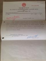 Autograph by Joseph Stalin, 1942 - $199.00