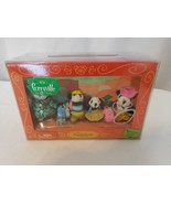 Furryville 4 Tiny The Pandafords on Vacation  Mint 2005 NEW - $24.77