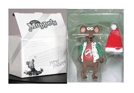 Muppets Exclusive Holiday Rizzo the Rat Figure - Collectors Club Version... - $39.60