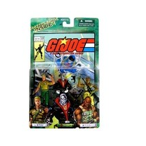 G.I. Joe: Valor vs. Venom Duke, Destro and Roadblock Action Figure Multi... - $49.01
