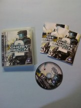 Tom Clancy's Ghost Recon: Advanced Warfighter 2 (Sony PlayStation 3, 2007) - $7.68
