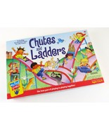 Chutes and Ladders - Vintage 1999 - By Milton Bradley - Board Game - Com... - £9.42 GBP