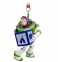 Disney Parks Buzz Lightyear Figural Ornament – Toy Story - $32.62