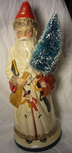 Vaillancourt  Folk Art Window Display & Marionette Personally Signed by Judi!