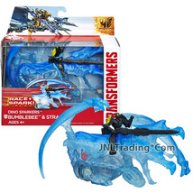 Year 2014 Transformers Movie Age of Extinction Dino Sparkers BUMBLEBEE &... - $26.52 CAD