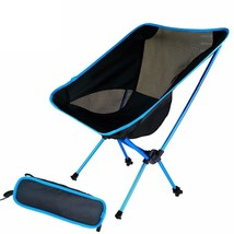 Outdoor Folding Chair Portable Lightweight Fishing Camping Beach Backrest Stools - $47.72
