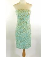 GAP Sundress Size 4 Cotton Strapless Dress MINT - $29.99