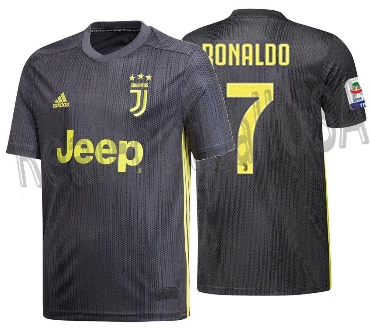 985861bfd Adidas Cristiano Ronaldo Juventus Third and similar items. 57