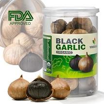 Vinsulla Organic Black Garlic 320g/11.3 oz Whole Black Garlic Aged for F... - $31.06