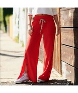 Women's Free People Movement Viola Snap Pants Red, Size M - $66.65