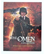 THE OMEN COLLECTION SCREAM shout FACTORY Blu Ray devil 666 NEW Sealed - $44.99