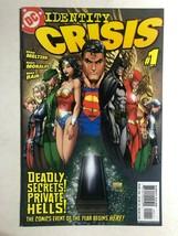 IDENTITY CRISIS #1 (2004) DC Comics  FINE - $9.89