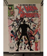 The X-Men and the Micronauts #1-4 Full Set (1984, Marvel) - $19.80