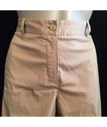 Prada Brown cotton blend casual pants 6 - $64.95