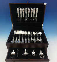 King Richard by Towle Sterling Silver Flatware Set For 8 Service 37 Pieces - $2,326.50