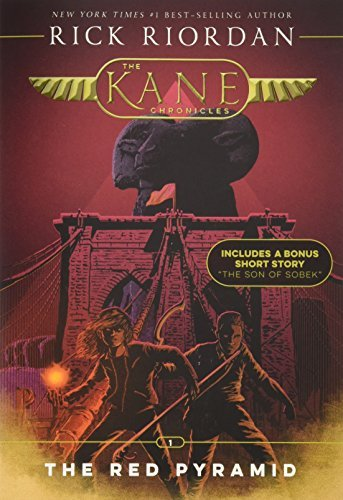Primary image for Kane Chronicles, The, Book One The Red Pyramid (The Kane Chronicles, Book One) (