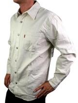 NEW NWT LEVI'S MEN'S COTTON CLASSIC LONG SLEEVE BUTTON UP DRESS SHIRT-381061CC image 2