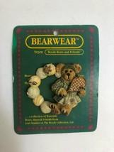 Boyd's Bears and Friends Bearwear Pin, Chrissie Tennis Anyone? #26122 - $12.06
