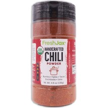 Handcrafted Organic Chili Powder - $11.99