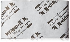 Graham Professional Beauty Wrapp-It Jr Styling Strips, Black image 8