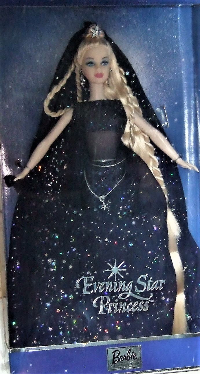 Primary image for Barbie Doll - Evening Star Princess Collectors Edition - First In Series