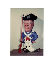 POSTCARD- CARICATURE OF PRESIDENT FORD AS A REVOLUTIONARY WAR SOLDIER BK10 - $2.91