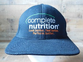 Complete Nutrition Look Better Feel Better Perform Better Adult Hat Cap - $8.90