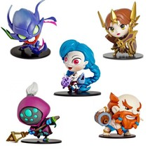 LOL Toys Leona Jax Khazix Gragas Jinx Darius Action Figures League Of Le... - $19.99