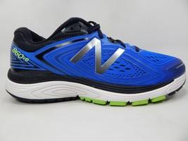 New Balance 860 v8 Size US 10 M (D) EU 44 Men's Running Shoes Blue M860BG8