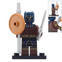 Black Panther Custom Minifigures Toy Building Block Figure Super Heroes - $3.49