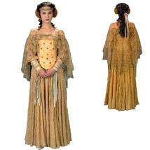 Star Wars 2 Revenge Padme Amidala Of The Sith Cosplaya Costume outfit