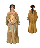 Star Wars 2 Revenge Padme Amidala Of The Sith Cosplaya Costume outfit - $115.85