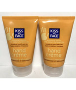 2x Kiss My Face Hand Creme 4oz New Discontinued - $19.16