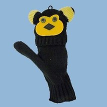 Flip Mittens Bear Unisex Mitten to Glove Conversion One Size Fits Most  image 1