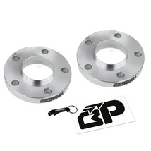 2x 20mm Hub Centric Wheel Spacers 66.56 66.6 CB For 94-17 Audi A4 A6 5x112 S4 S6 - $69.30