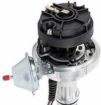 Pro Series R2R Distributor for Ford 351W Windsor, V8 Engine Black Cap image 4
